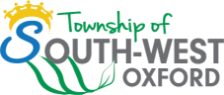 Township of South-West Oxford Logo Print