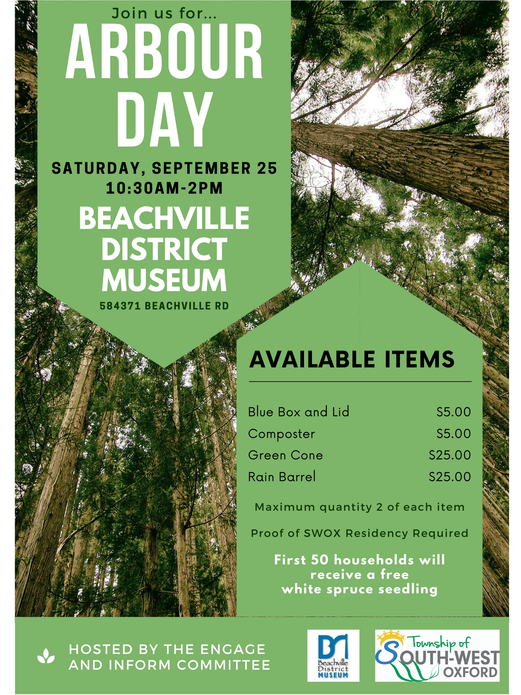 arbour day poster
